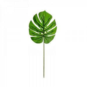 Sztuczny liść monstery 35 cm