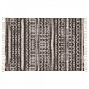 Dwustronny aztecki dywan Delhi 120×170 boho etno