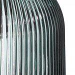 Szklana lampa stołowa LED Livio