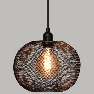 Metalowa lampa wisząca EMIE