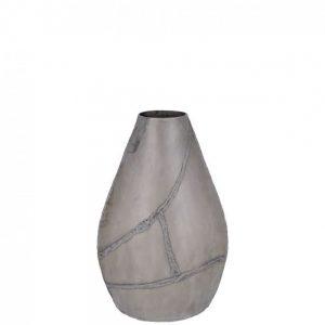 Metalowy wazon Wabi w stylu industrialnym