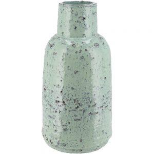 Duży wazon ceramiczny Leano miętowy